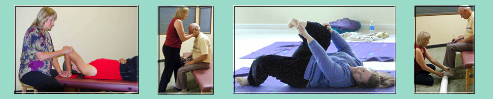 Feldenkrais Sessions